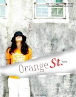 Orange street Ro2kie 3 by MeGgumichan