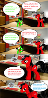 TPT- The autobots of Sodor chapter 1 part 2 by burntuakrisp