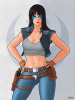 Nera Dantels by Mikesw1234