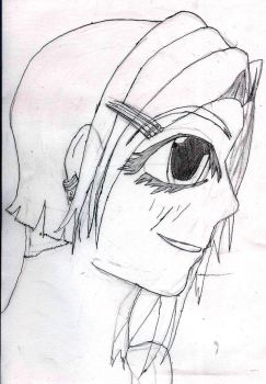 Character Profile 2 inked by werien343