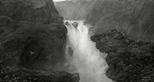 iceland troll foss attempt 1c1 by andrekosslick