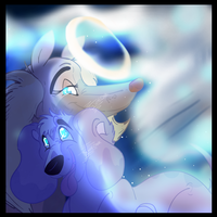 .:I Missed You Alot:. by Wolf-Chalk