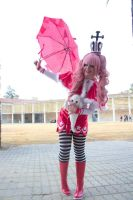 Perona Ghost princess cosplay by Bluelilies