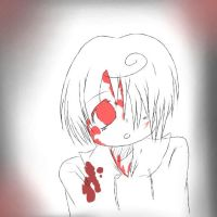 Bloody Matthew Williams APH by kagaminemdq