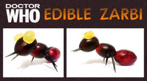 Edible Zarbi by mikedaws