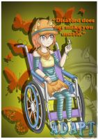 Adapt Project: Disabled bodied by Lapin670