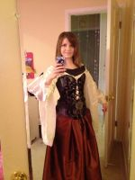 assassin dress almost finished by HikaruHrist