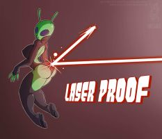 Laser Proof by jollyjack