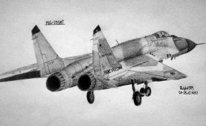 MiG-29SMT by Ralph1989