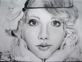 Taylor Swift 2 by BlueWelli
