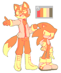 SWAG FOX AND SWAGNIC by MisterCakerz