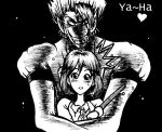 Hiruma and Mamori eh? by kriffix