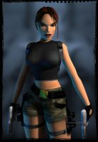 Tomb Raider: The Angel Of The Darkness by Irishhips
