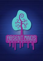 Absent Minds Animation Poster by theod-design