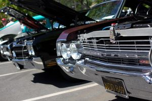 Oldsmobile and Chevelle by Doogle510