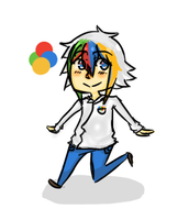 A Google Doodle by kikichow