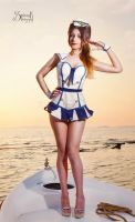 PinUp Sailor: Reporting For Duty by IreneAstral