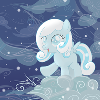 My little Snowdrop by RenoKim