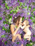 In lilac by Anna-Belash