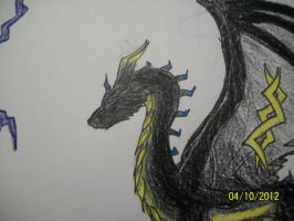 Spark closeup by wolfgirl-1999