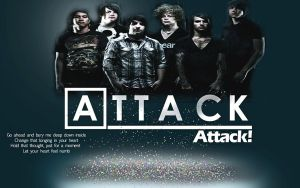 Attack Attack by 1stylz
