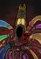 Bookworm Month 2014 - Masque of the Red Death by Hanogan