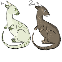 Dragons - Sold by PointAdoptsforyou