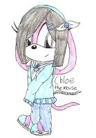 Chloe the Mouse by mlp44