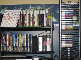 Videogame Collection by DKDevil