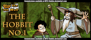 AT4W: The Hobbit #1 by MTC-Studio