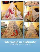 Pkg. Des.: Mermaid in a Minute by ItsAndyTime