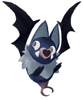 swoobat thing by Bandium