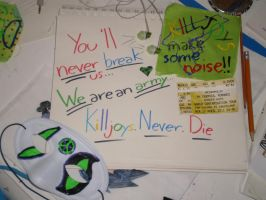 Killjoys Never Die by TheNeverFading
