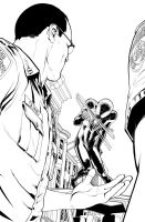 Ultimate Spider-Man #9 Preview 3 by davidmarquez