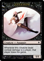 Assassin Token 03 - The best way to go. by Drayle88