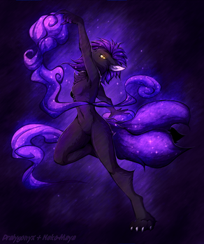 Galactic Dance [COLLAB] by Neotheta