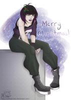 Merry Christmas 2014 by Millster-Ink