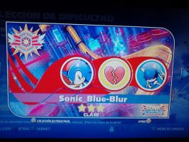 Sonic odia a Metal Sonic by SonicBlueBlur94