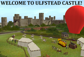 Postcard from Ulfstead Castle by TheDirtyTrain1