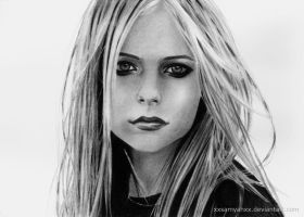 Avril Lavigne by xXSamyahXx