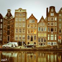 amsterdam -36- by leilalilou