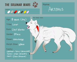 SolunarWars Application: Artemis by DoctorCritical