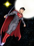 Man Of Steel Drawing 2 300 by kar123