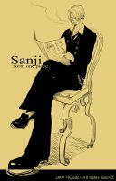 Sanji by Remontant