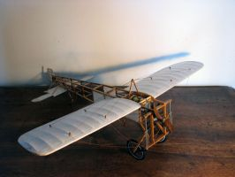 Bleriot XI (6) by olivelebasque