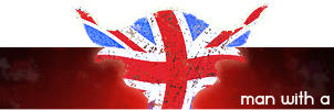 British flag popout sig by KingS1ngh