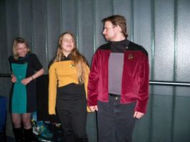 star trek cosplay by ECCG