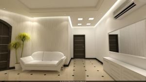 Living Room design 2 by hassankahdum