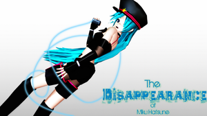 The Disappearance of Miku Hatsune by Lawlietluv12