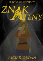cover the mark of athena by Irencia